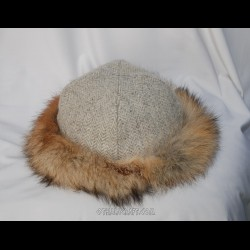 Hat – herring bone wool