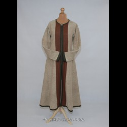 Diamond twill Viking lady coat