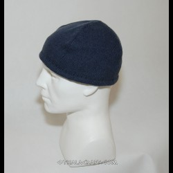 Dark blue hat based on Birka finds