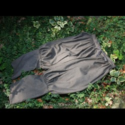 Rus Viking trousers from dark brown wool