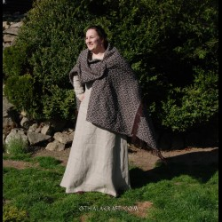Cape - diamond wool