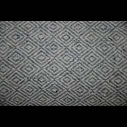 Diamond twill wool