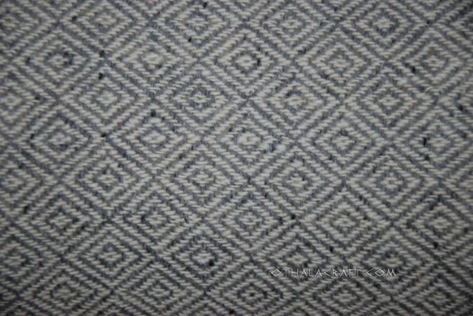 Diamont twill wool