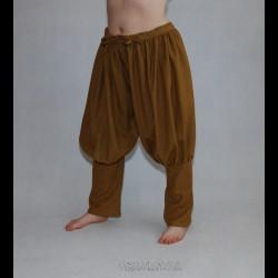 Rus Viking trousers from honey wool