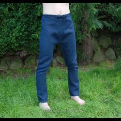 Woolen Thorsberg trousers – honey