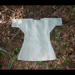Linen baby tunic