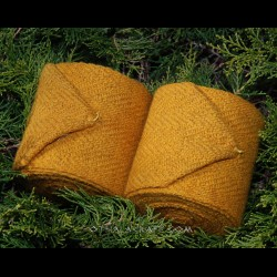 Leg wraps  - honey shade