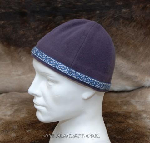 Hat three colors -  Birka style