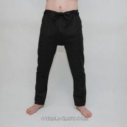 Woolen Thorsberg trousers – light brown